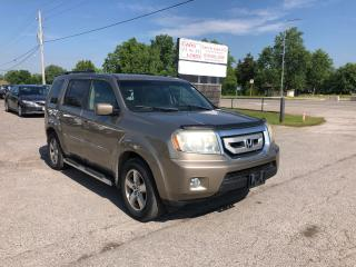 Used 2009 Honda Pilot EX-L for sale in Komoka, ON
