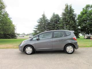 Used 2011 Honda Fit Hatchback for sale in Thornton, ON