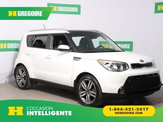 Used 2016 Kia Soul SX LUXURY AITO A/C for sale in St-Léonard, QC