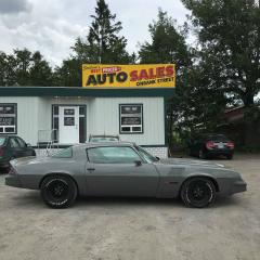 Used 1979 Chevrolet Camaro for sale in Ottawa, ON