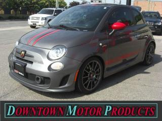 Used 2013 Fiat 500 Abarth for sale in London, ON