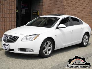 Used 2011 Buick Regal CXL-T ||CERTIFIED || w/1SN for sale in Waterloo, ON