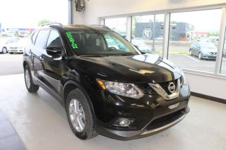 Used 2015 Nissan Rogue SV AWD CAMÉRA MAIN LIBRE for sale in Lévis, QC