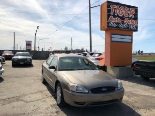 Used 2005 Ford Taurus SE**ONLY 94KMS*NEEDS BRAKE WORK**AS IS SPECIAL for sale in London, ON