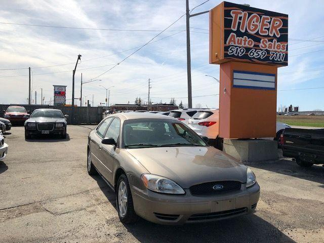 2005 Ford Taurus SE**ONLY 94KMS*NEEDS BRAKE WORK**AS IS SPECIAL