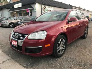 Used 2006 Volkswagen Jetta TDI for sale in Bloomingdale, ON