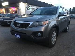 Used 2011 Kia Sorento LX 2WD for sale in Bloomingdale, ON