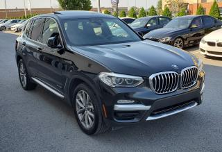 Used 2018 BMW X3 Xdrive30i Premium Pkg for sale in Dorval, QC
