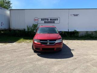 Used 2010 Dodge Journey SE for sale in Barrie, ON