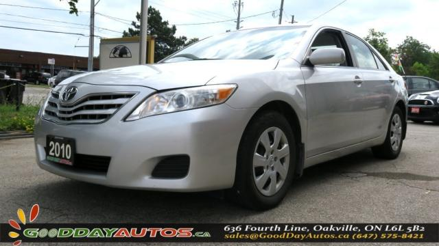 2010 Toyota Camry LE|NO ACCIDENT|SINGLE OWNER|KEYLESS|AC