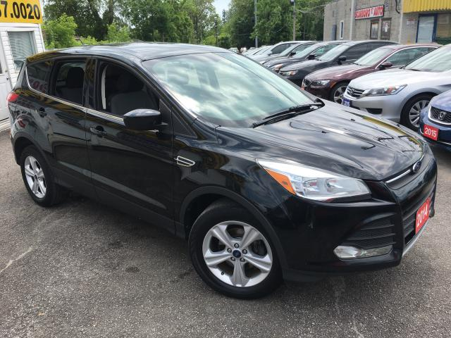 2014 Ford Escape SE/ AUTO/ BLUETOOTH/ POWER GROUP/ ALLOYS/ LIKE NEW