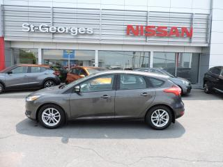 Used 2016 Ford Focus Hayon 5 portes SE for sale in St-Georges, QC