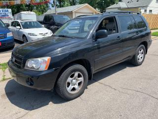 Used 2002 Toyota Highlander for sale in Hamilton, ON