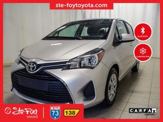 Used 2017 Toyota Yaris LE A/C for sale in Québec, QC