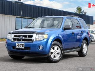 Used 2011 Ford Escape XLT,AWD,NAVI,B.TOOTH,USB,SATELLITE RADIO for sale in Barrie, ON