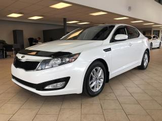 Used 2013 Kia Optima LX+ Toit Pano Mags Bluetooth for sale in Pointe-Aux-Trembles, QC