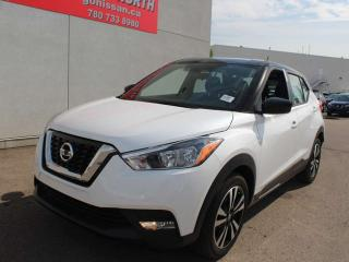 New 2019 Nissan Kicks SV for sale in Edmonton, AB