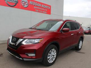 New 2019 Nissan Rogue SV for sale in Edmonton, AB