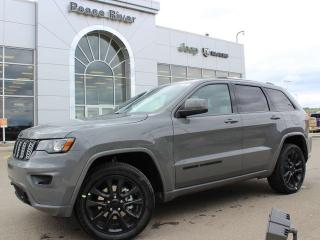 New 2019 Jeep Grand Cherokee Altitude for sale in Peace River, AB