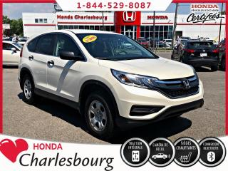 Used 2015 Honda CR-V Traction intégrale 5 portes LX for sale in Charlesbourg, QC