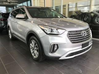 Used 2018 Hyundai Santa Fe XL Luxury, POWER HEATED LEATHER SEATS, SKYROOF, NAVI for sale in Edmonton, AB