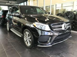 Used 2016 Mercedes-Benz GLE GLE 400, POWER HEATED LEATHER SEATS, SKYROOF, DVD PLAYER SYSTEM, KEYLESS IGNITION for sale in Edmonton, AB
