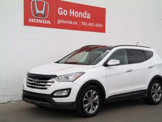 Used 2014 Hyundai Santa Fe Sport LIMITED, 2.0T, NAV, COOLED SEATS for sale in Edmonton, AB