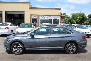 Used 2019 Volkswagen Jetta Execline for sale in Brampton, ON
