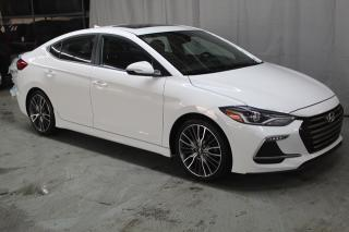 Used 2017 Hyundai Elantra SPORT TURBO (TOIT,MAGS,FOG) for sale in St-Constant, QC