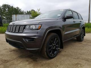 New 2019 Jeep Grand Cherokee Altitude for sale in Edmonton, AB