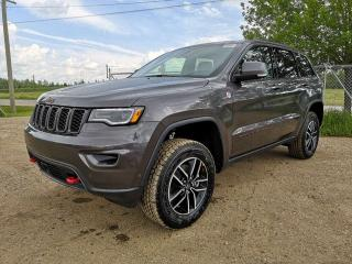 New 2019 Jeep Grand Cherokee Trailhawk for sale in Edmonton, AB