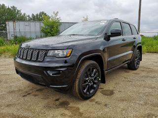 Used 2019 Jeep Grand Cherokee Altitude for sale in Edmonton, AB