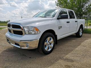 New 2019 RAM 1500 Classic ST 4x4 Crew Cab for sale in Edmonton, AB