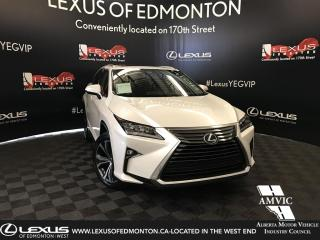 Used 2016 Lexus RX 450h Standard Package for sale in Edmonton, AB