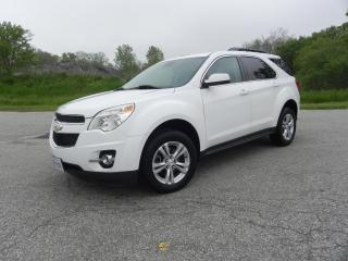 Used 2013 Chevrolet Equinox AWD LT2 for sale in Brantford, ON