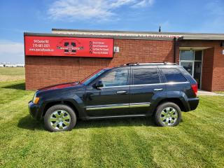 Used 2010 Jeep Grand Cherokee Limited for sale in London, ON