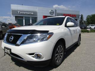 Used 2015 Nissan Pathfinder S for sale in Timmins, ON