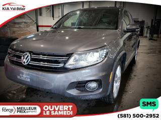 Used 2013 Volkswagen Tiguan Highline 4 Motions for sale in Québec, QC
