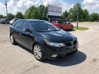 Used 2010 Kia Forte SX for sale in Komoka, ON