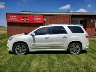 Used 2012 GMC Acadia Denali for sale in London, ON