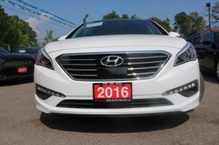 Used 2016 Hyundai Sonata 2.4L Limited for sale in Brampton, ON