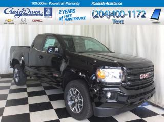 New 2019 GMC Canyon * ALL TERRAIN 4x4 * LEATHER * HEATED SEATS * for sale in Portage la Prairie, MB