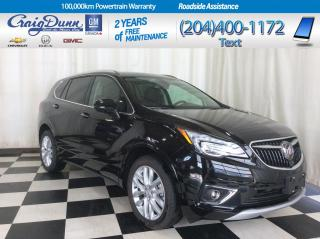 New 2019 Buick Envision * PREMIUM II AWD * POWER LIFTGATE * HEADSUP DISPLAY * for sale in Portage la Prairie, MB