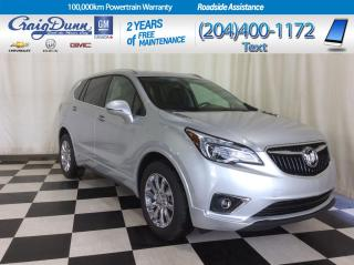 New 2019 Buick Envision * Essence AWD * PANORAMIC MOONROOF * POWER LIFTGATE * for sale in Portage la Prairie, MB