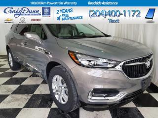 Used 2018 Buick Enclave * ESSENCE AWD * REMOTE VEHICLE START * for sale in Portage la Prairie, MB
