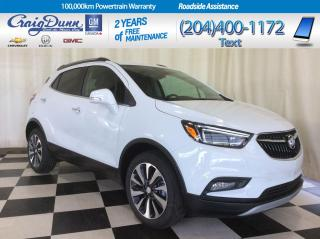 Used 2019 Buick Encore * ESSENCE AWD * SIDE BLIND ZONE ALERT * for sale in Portage la Prairie, MB