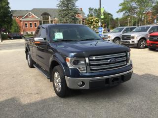 Used 2013 Ford F-150 Lariat | 4X2 | Accident Free | Bluetooth for sale in Harriston, ON