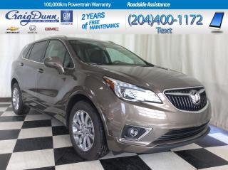 New 2019 Buick Envision * Essence AWD * REAR PARK ASSIST * HEATED SEATS * for sale in Portage la Prairie, MB