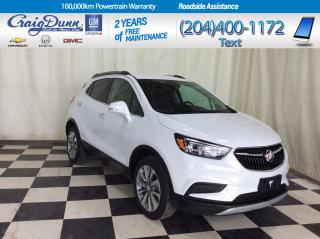 Used 2019 Buick Encore * Preferred AWD * REAR VISION CAMERA * POWER SEAT * for sale in Portage la Prairie, MB