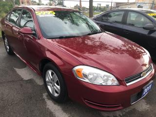 Used 2011 Chevrolet Impala LS for sale in St Catharines, ON